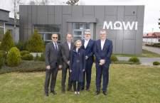 Ambasador Królestwa Norwegii z wizytą w Mowi Poland Ustka - ustka24.info