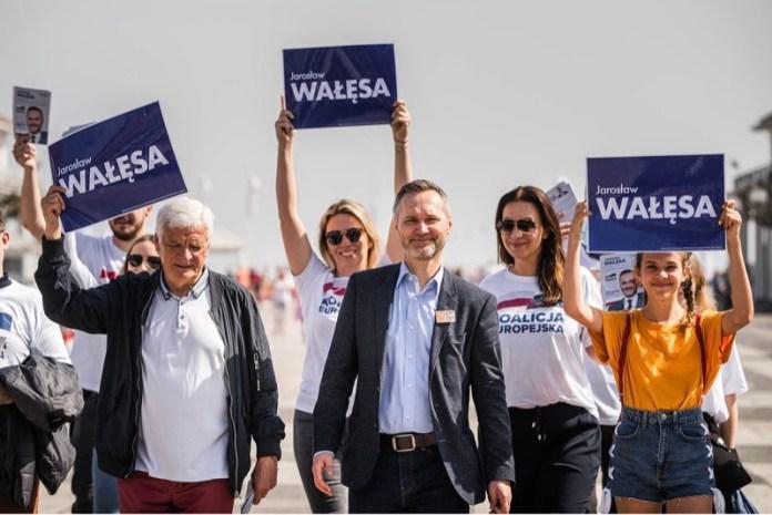 Jarosław Wałęsa spotka się z mieszkańcami Ustki - ustka24.info