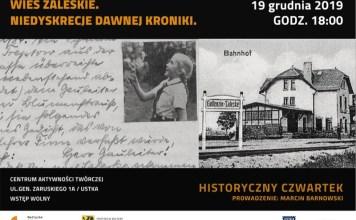 Historyczny czwartek. Wieś Zaleskie - niedyskrecje dawnej kroniki - ustka24.info