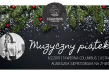 Koncert Agnieszki Siepietowskiej w restauracji Columbus Ustka - ustka24.info
