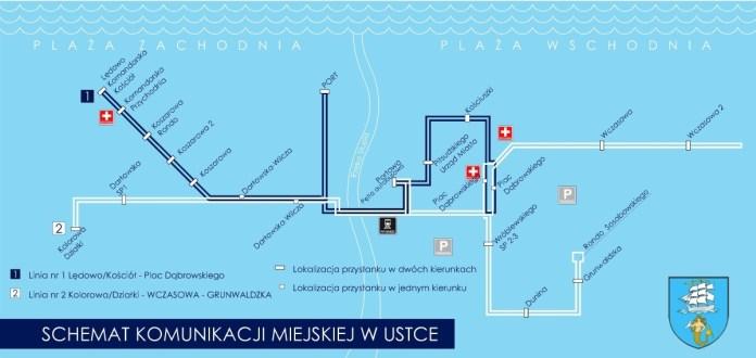 Czasowe zamknięcie skrzyżowania ulic Żeromskiego i Mickiewicza - ustka24.info