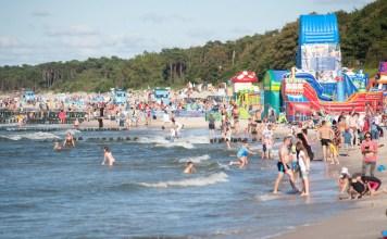 Ustka na drugim miejscu w rankingu plaż portalu onet.pl - ustka24.info