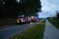 W Wytownie koło Ustki spłonął zabytkowy pałac - ustka24.info