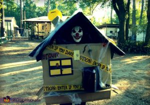 10 Cardboard Box Costume Ideas For Halloween U STOR Self Storage