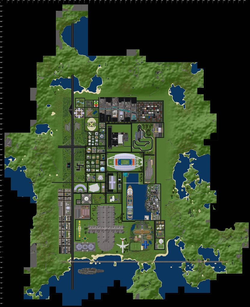Minecraft New York City Map : minecraft, Decimation, Download, USTrave.com
