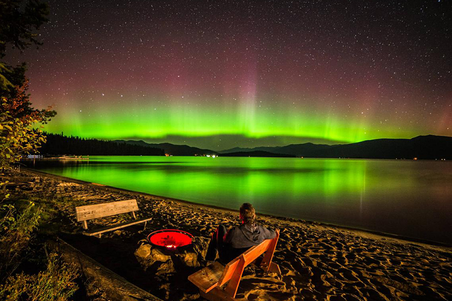 Northern Lights Festival Boreal