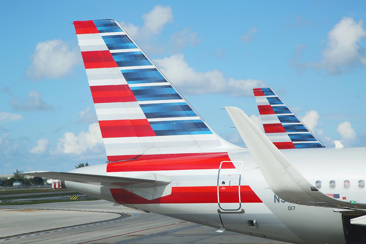 Resultado de imagen para American Airlines caribe