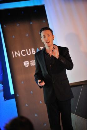 James Boyden, co-founder SnapDisco