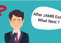 after jamb what next?