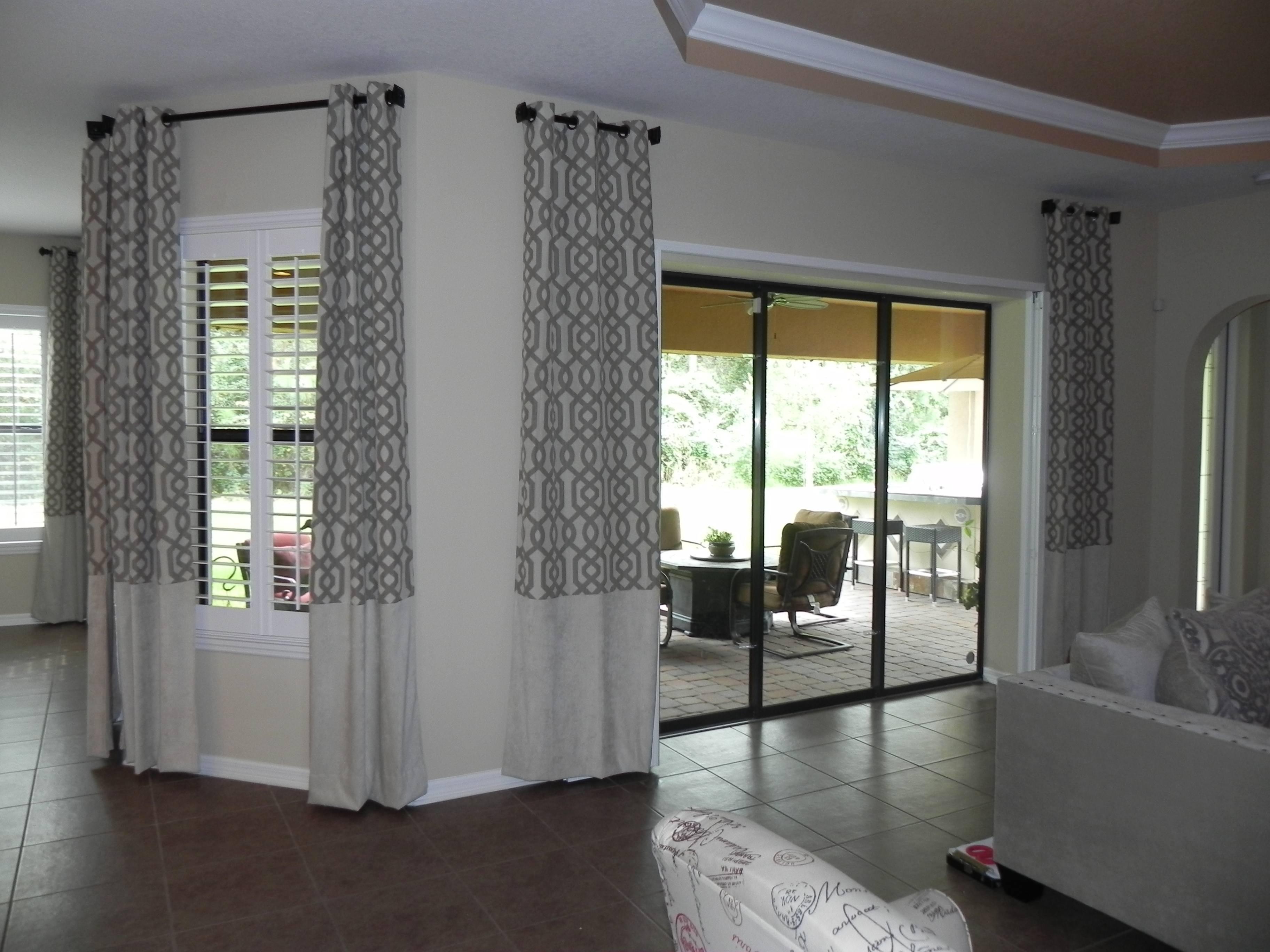 Best Window Treatment For Sliding Glass Doors Us Verticals