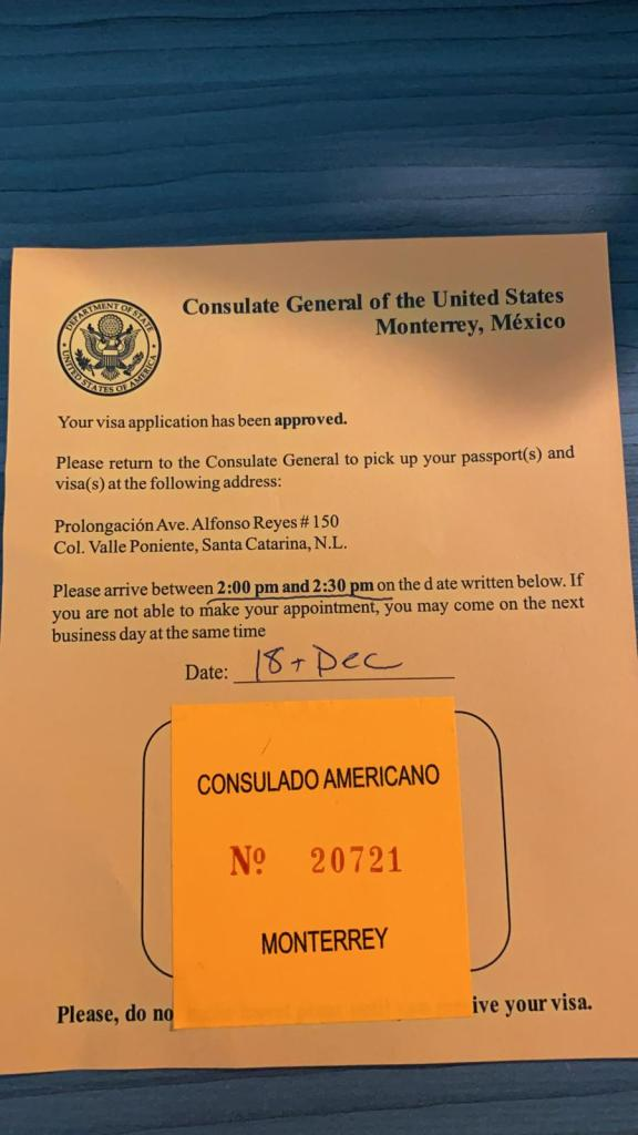 Emergency Expedited Visa Appointments Interviews in Mexico