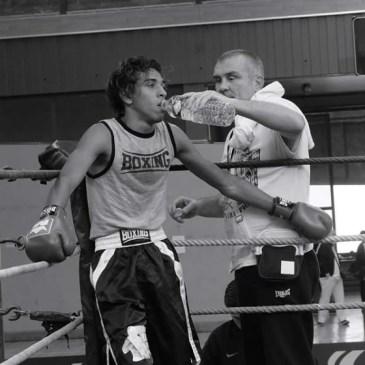 Boxe Anglaise : Elias s'incline aux points en quart de finale des championnats