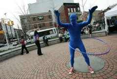 blue hooper