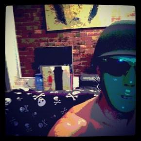 green locust dj artist