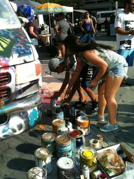 paint thevan