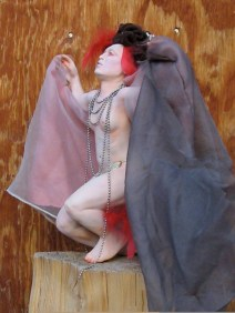 Female Butoh