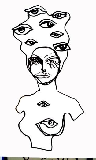 new portrait sketch