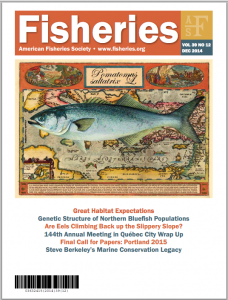 Fisheries magazine decemeber 2014