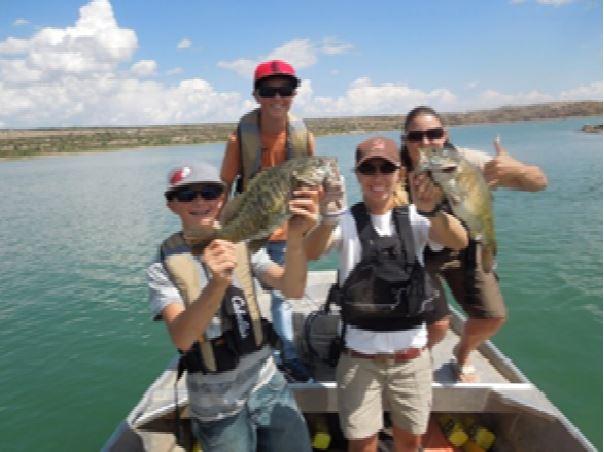 Starvation reservoir fisheries assessment 2014 utah for Utah fish stocking report