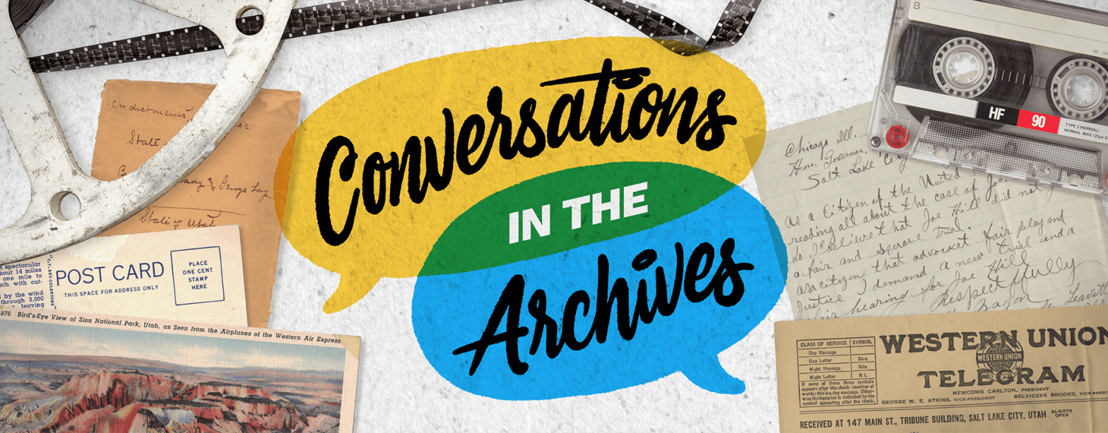 Conversations in the Archives