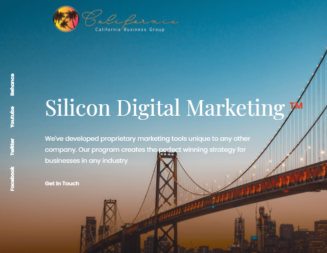 Advertising management services