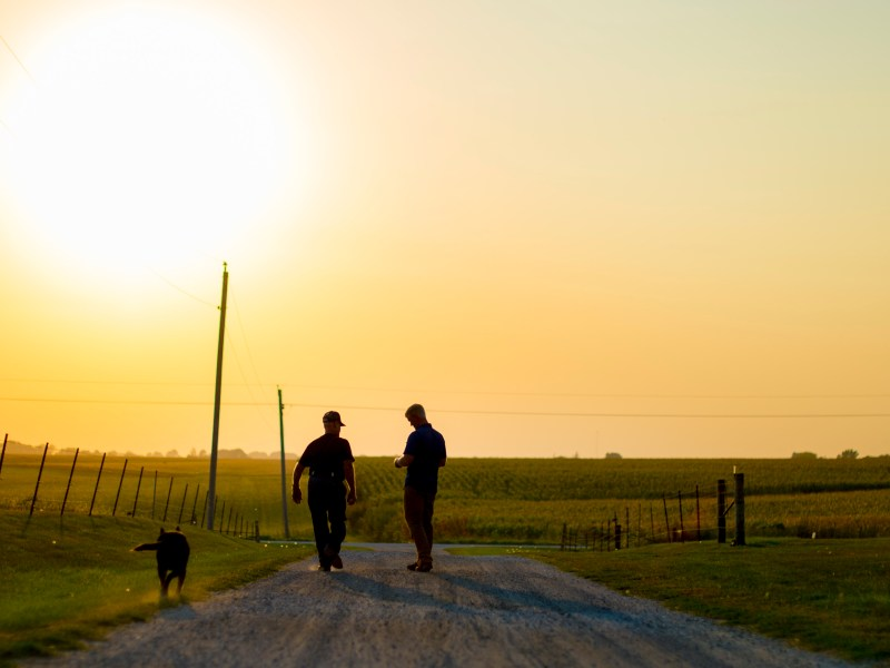 Farm Groups Partner to Help Farmers Manage Stress