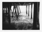 Under the Redondo Beach Pier, Redondo Beach, California
