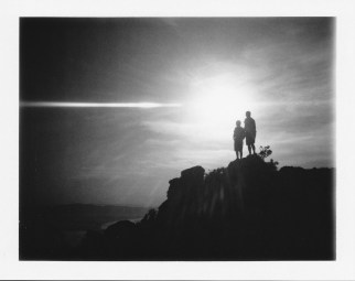 Connor & Marsinah Hiking Willard Basin, Utah
