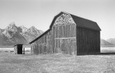 House at Mormon Row – Antelope Flats, Wyoming
