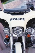 Ogden City Police Motorcycle - Ogden, Utah