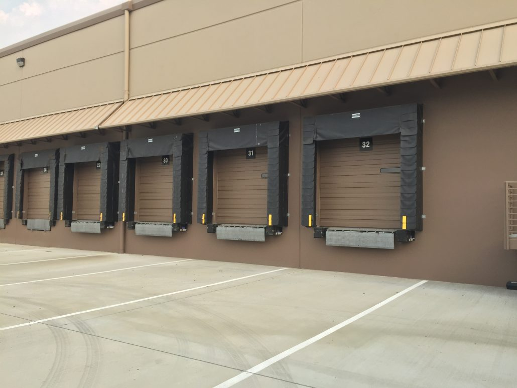 Commercial Garage Doors Installs in Salt Lake City