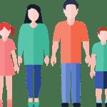 Family Membership (Kids > 6 years)