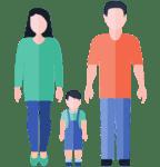 Family Membership (Kids <= 6 years)