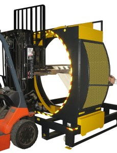 Stretch Wrap Machines for Pallets Orbital Stretch Wrap