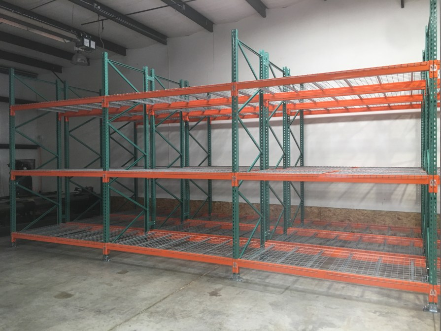 Industrial Pallet Rack