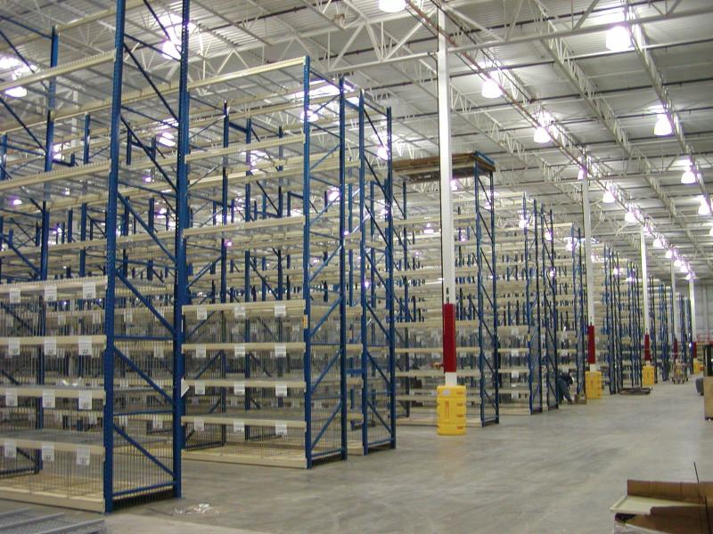 Industrial Storage Solutions