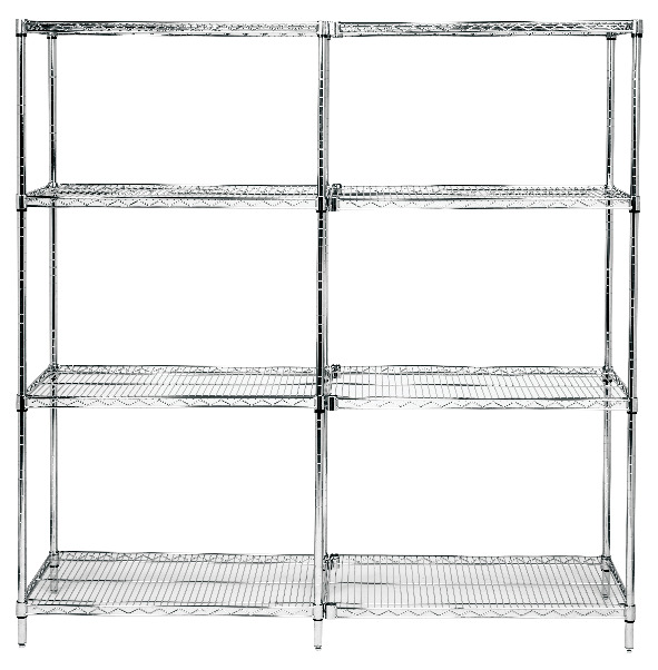 Stand Still Wire Shelving
