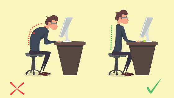 Four Ways To Improve Your Posture