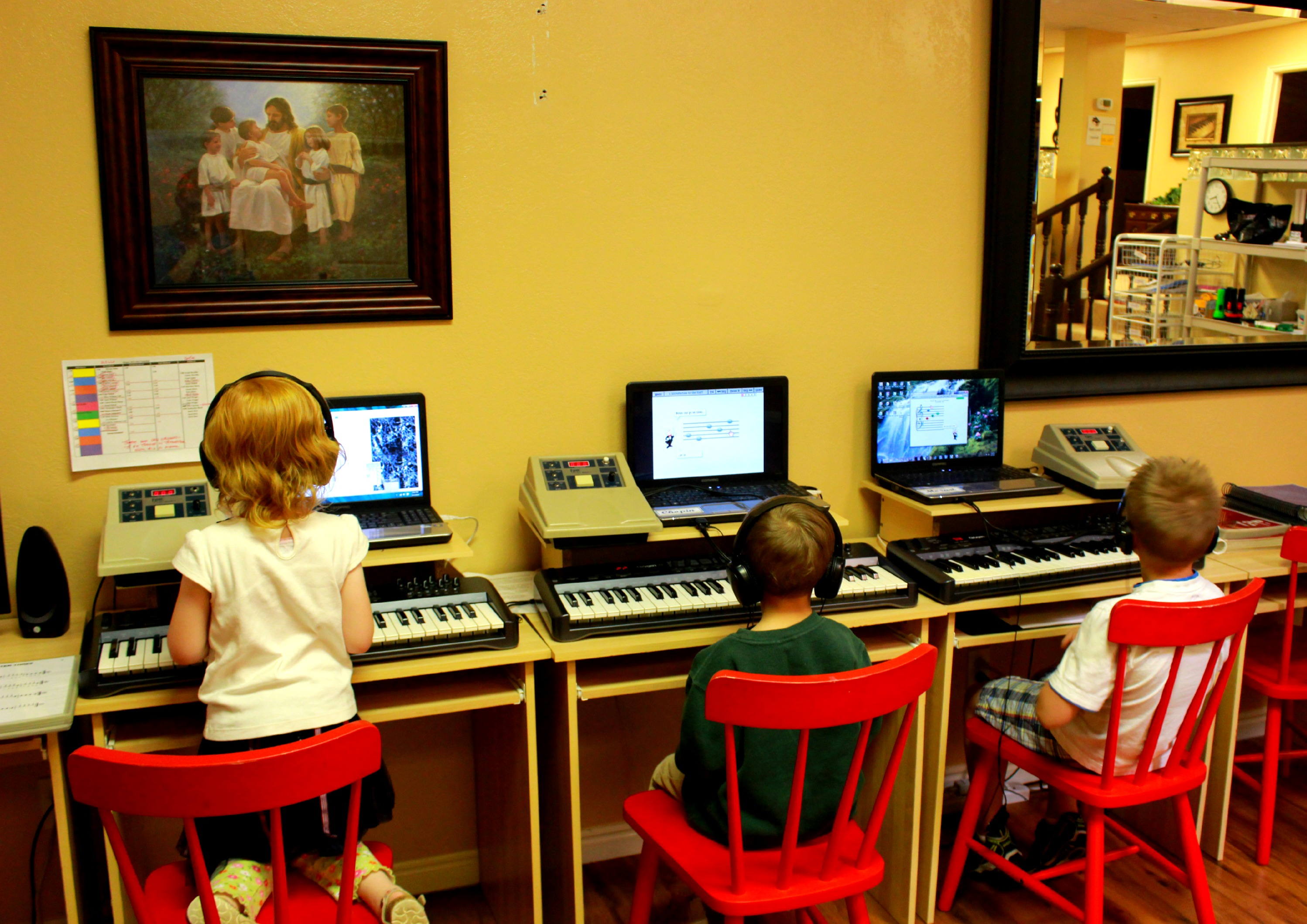 Piano Academy Comprehensive 90 Minute Piano Lessons