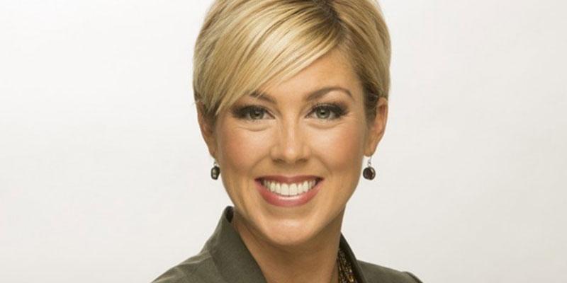 ABC4 Lead Anchor, Kim Fischer