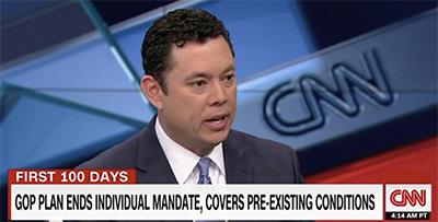 Rep. Jason Chaffetz on CNN