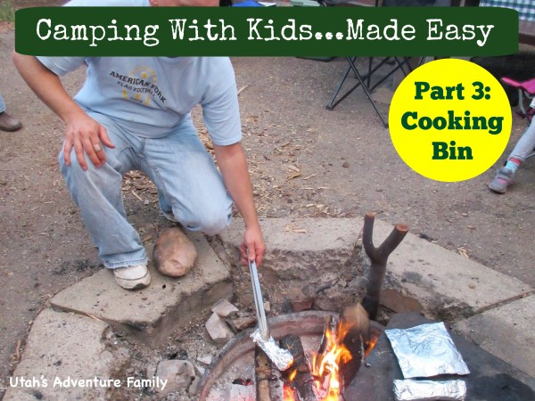 Camping With Kids Part 3