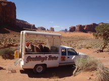 Goulding' Monument Valley & Mystery Tour