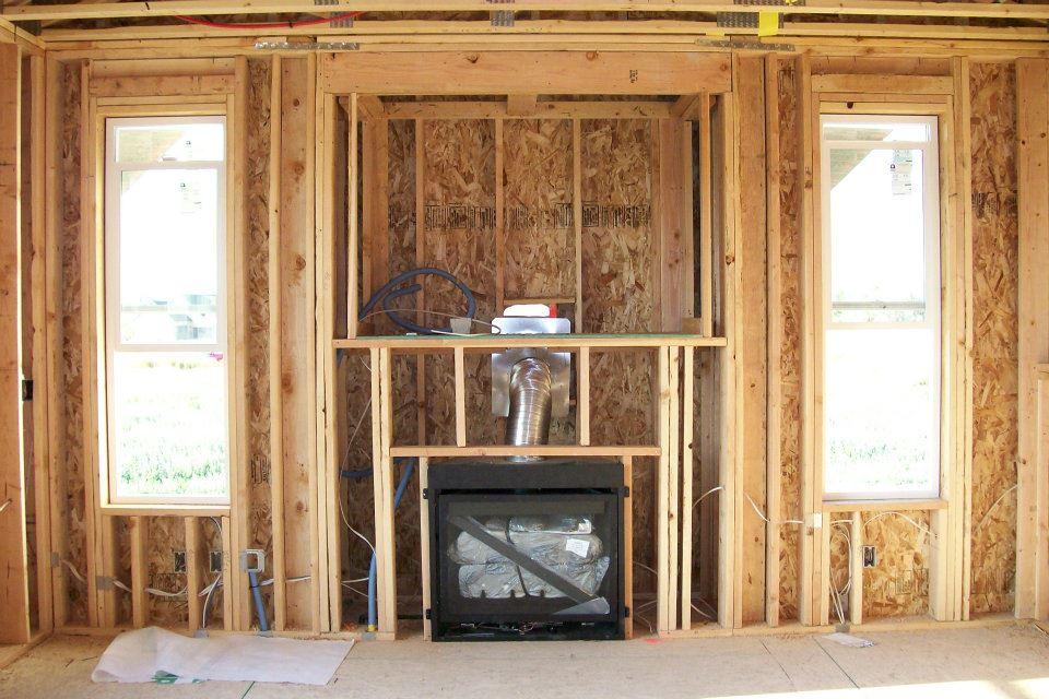 Fixing A Draft / Fireplace Doghouse/kickout