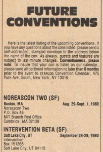 From Starlog, Sept 1980, page 70