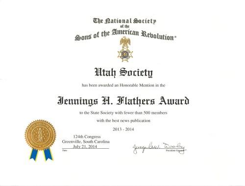 Jennings H  Flathers 2013-14