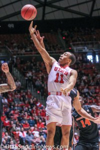 Utah vs Oregon State - Men's Basketball