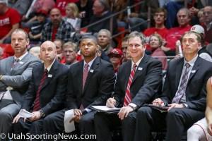 Utah Coaching Staff (Photo: Rob Gray)