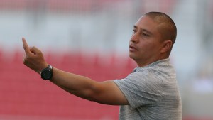 Coach Freddy Juarez