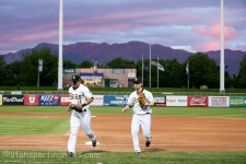 Salt Lake Bees vs Reno Aces